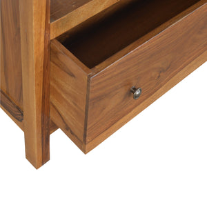 Sheesham Corner TV Unit
