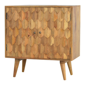 Pineapple 2 Door Cabinet
