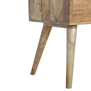4 Drawer Nordic Style Console Table