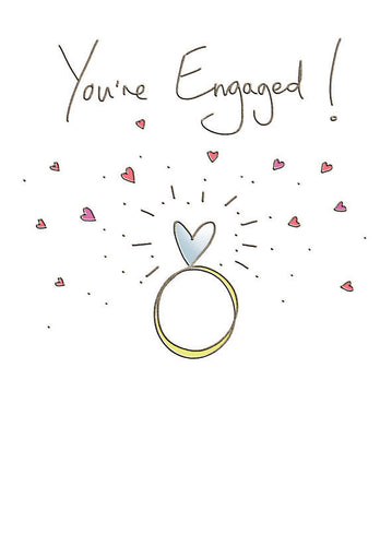 Your Engaged Card