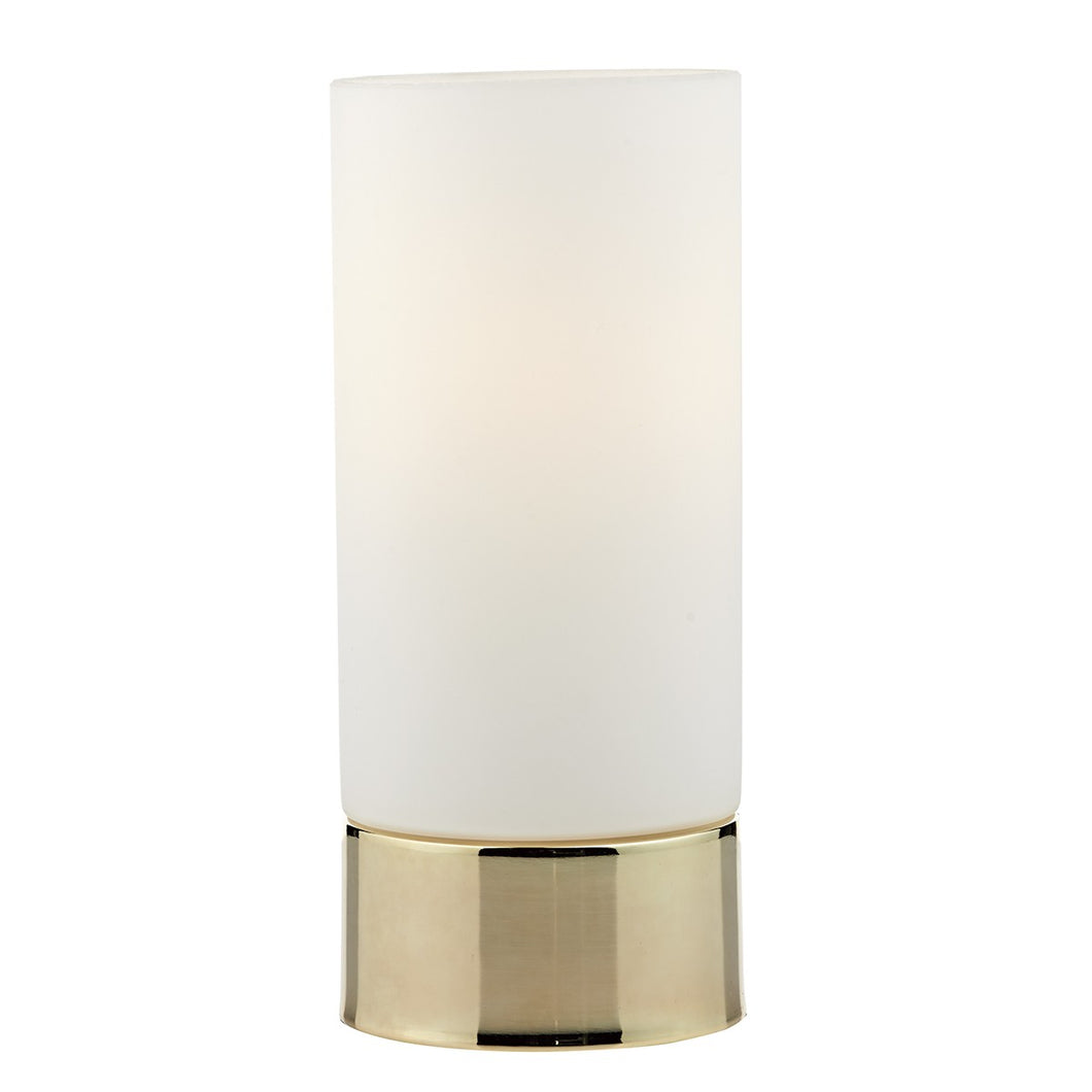 Jot Gold Touch Lamp