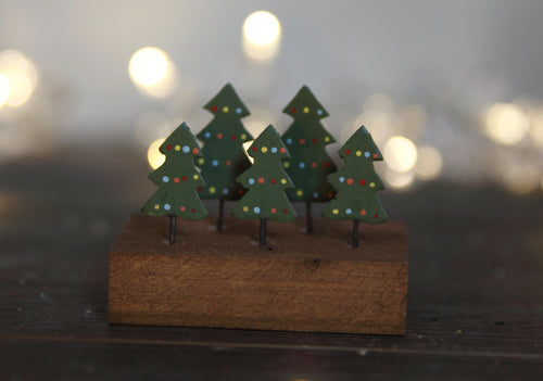 Little Christmas Trees