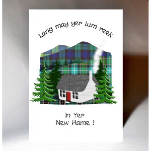 Cottage New Home Card