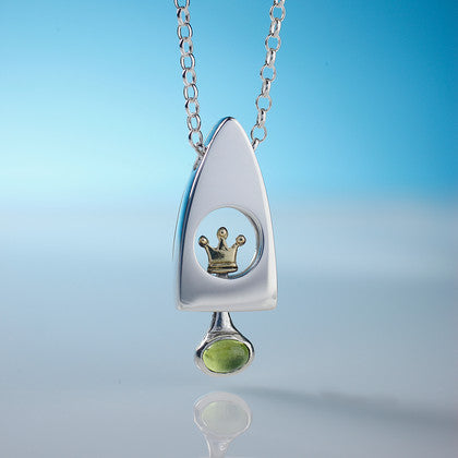 Princess And The Pea Pendant