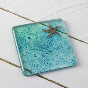 Samphire Starfish Coaster