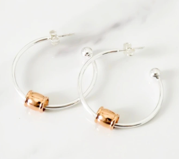 Barrel Earrings
