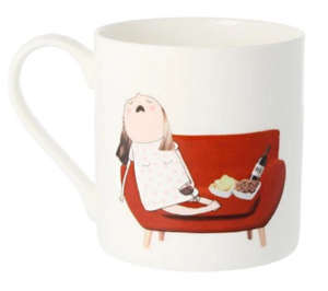 Kids In Bed Mug
