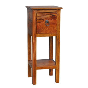 1  Drawer Sheesham Telephone Table