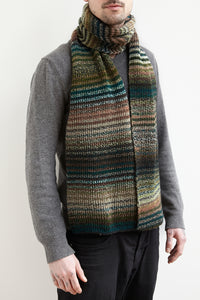 Lowry Knitted Scarf