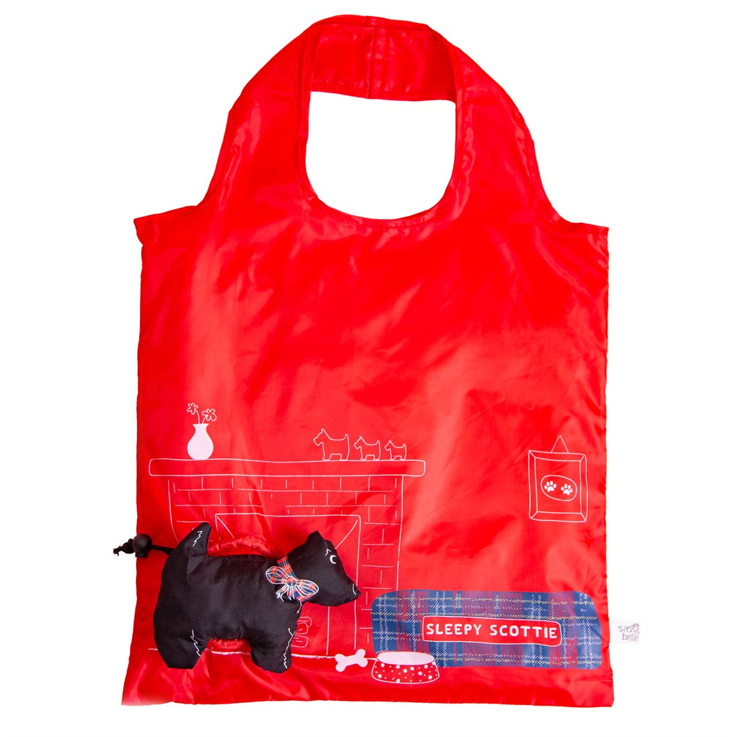 Scottie Dog Shopping Bag
