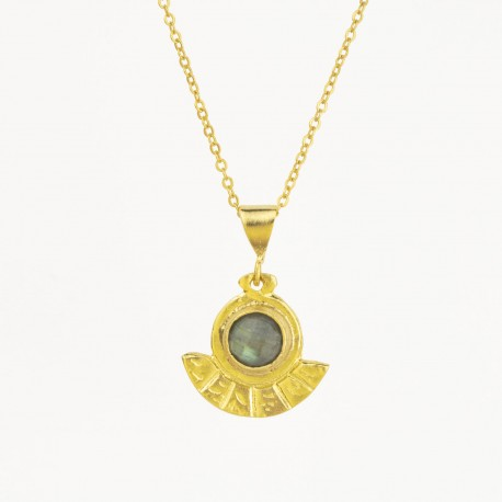Labradorite Aelia Necklace