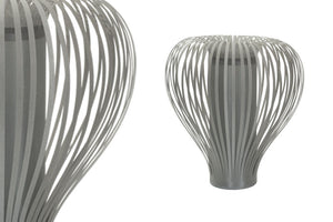 Grey Balloon Table Lamp