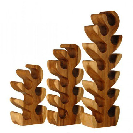 Wine Rack Tree - 6 Bottle