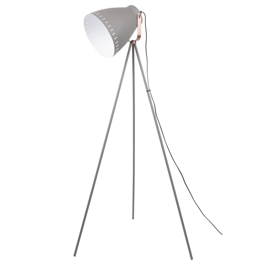 Grey Mingle Floor Lamp