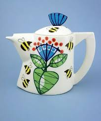 Bee Teapot Small