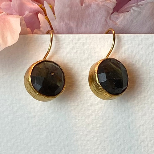 Labradorite Deniz Earrings