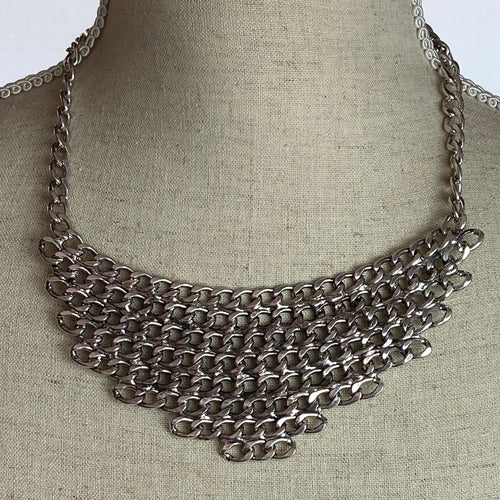 Solid Metal Chainmail Nk