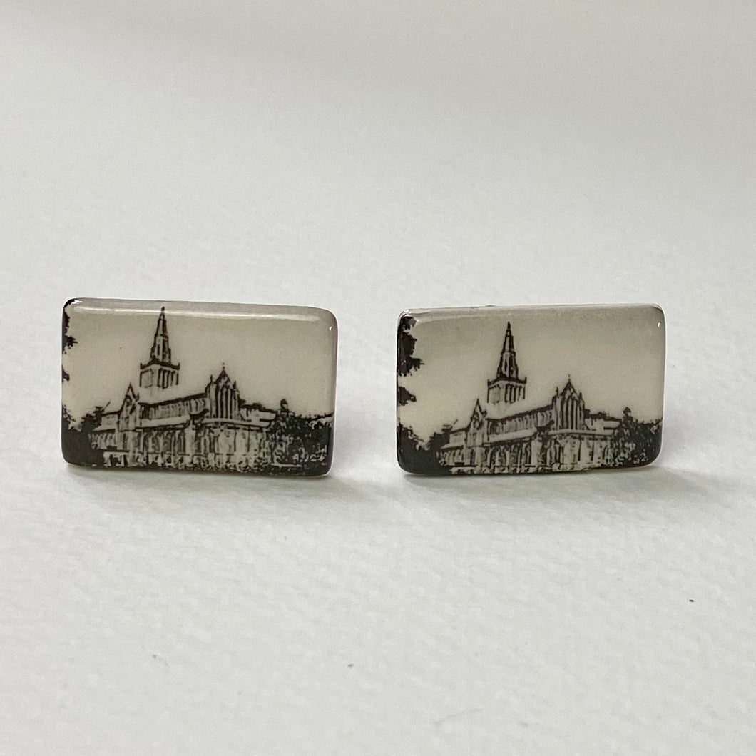 Glasgow Cathedral Cufflinks