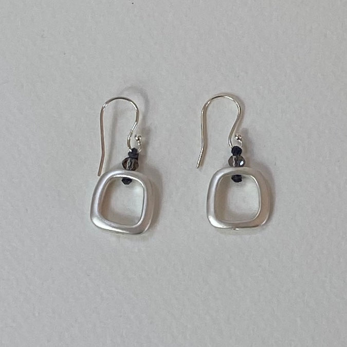 Grey Elements Earrings