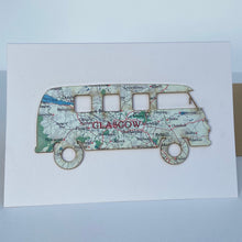 Load image into Gallery viewer, Campervan Card