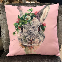 Load image into Gallery viewer, Bunny Cushion