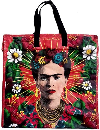 Frida Kahlo Shopper