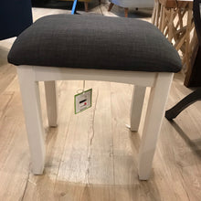 Load image into Gallery viewer, Upholstered Stool