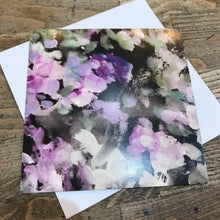 Load image into Gallery viewer, Lilac Flowers Card