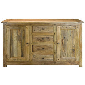 Granary Sideboard - 2 Drawer, 4 Drawer