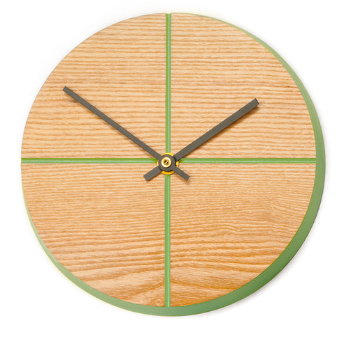 Quarter-too Wall Clock - Adam Green