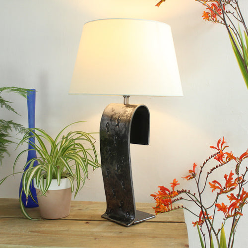 Salmon Leap Lamp