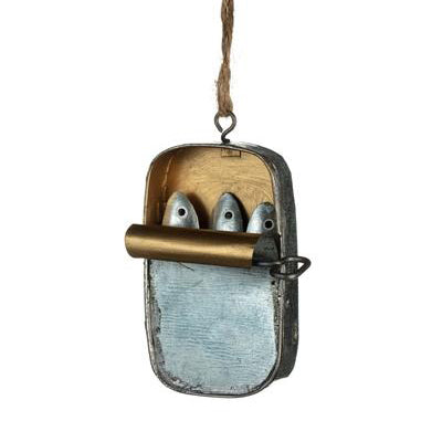 Tin Of Sardines Hanger