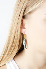 Load image into Gallery viewer, Sardine Earrings