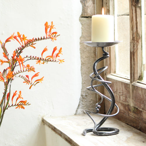 Single Tangle Candleholder