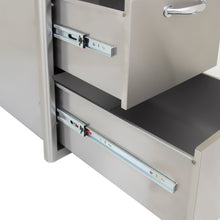 BLAZE DOUBLE ACCESS DRAWER,  BLZ-DRW2-R