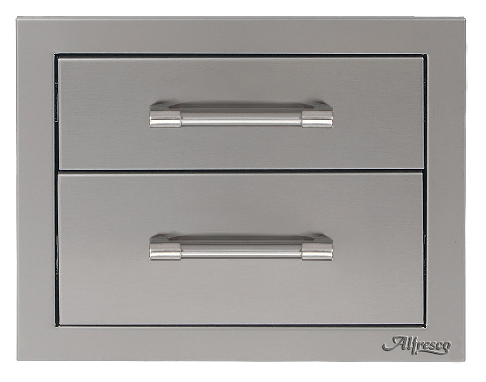 Alfresco AXE-2DR AXE-3DR   Storage Drawers With 2 Or 3 Drawers 17