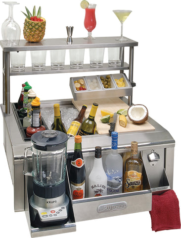 "Alfresco AGBC-30  Bartender And Sink System 30"" Wide"