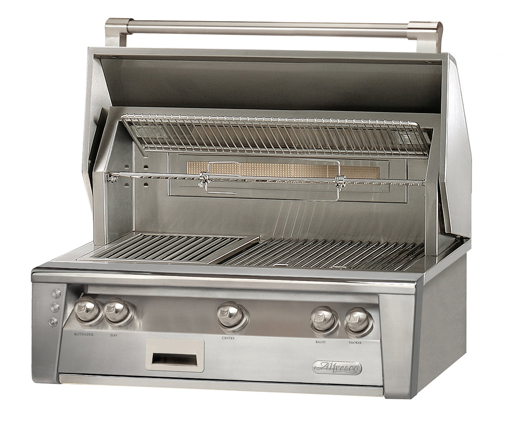 Alfresco ALXE-36  Built-In Gas Grill 36