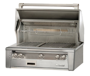 "Alfresco ALXE-36  Built-In Gas Grill 36"" Wide"