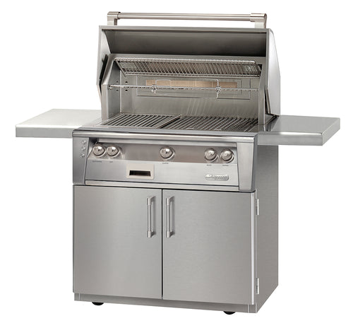 Alfresco ALXE-36C Freestanding Gas Grill with Cart 36