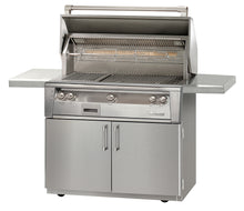 Alfresco ALXE-42C Freestanding Gas Grill with Cart Natural Or Propane Gas