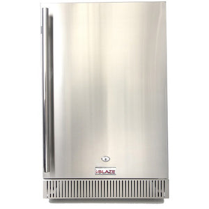 BLAZE 4.1 CU. FT. OUTDOOR STAINLESS STEEL COMPACT  Model # BLZ-SSRF-40DH