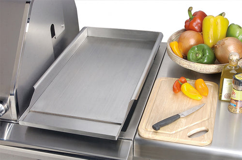 Alfresco AGSQ-G Commercial Griddle for Grill Mounting
