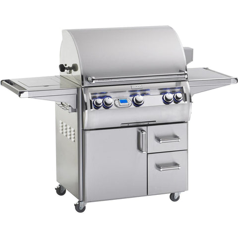 Echelon Diamond E790s Freestanding Grill with Single Side Burner