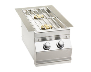 Aurora Single Side Burner