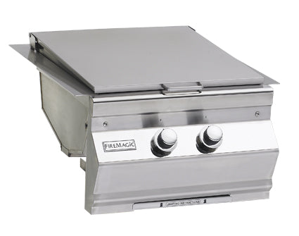 Aurora Double Searing Station Side Burner