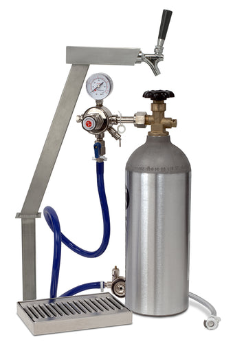 Alfresco AKK Beer Dispensing Kegerator Kit For URS-1XE