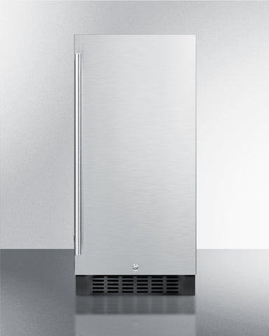 "Summit 15"" Outdoor refrigerator, SPR316OS"