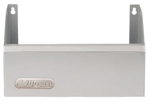 "Alfresco RAIL-14/19  Sauce & Wine Rail 14"" Wide Model # RAIL-14  19"" Wide Model # RAIL-19"