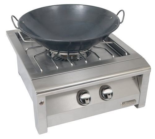 Alfresco AXEVP-Wok  Versa Power Commercial Wok 22